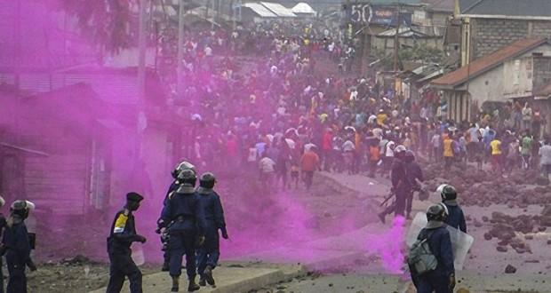 Demokratik Kongo Cumhuriyeti'nde 900 Mahkum Firar Etti