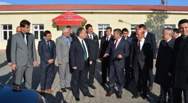 Genel Müdürümüz Yıldırım ve Genel Müdür Yardımcımız ESER'den Erzurum Ziyareti...