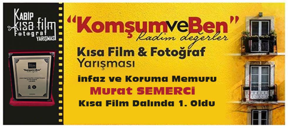 İKM Murat Semerci 'Kuzine' İsimli Kısa Film İle Birinci Oldu